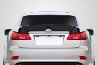 2006-2013 Lexus IS Series IS250 IS350 Carbon Creations MSR Rear Wing Spoiler - 1 Piece