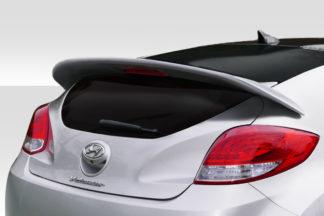 2012-2017 Hyundai Veloster Turbo Duraflex D1 Rear Wing Spoiler - 1 Piece