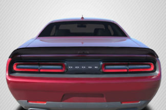 2008-2020 Dodge Challenger Carbon Creations Redeye Look Rear Wing Spoiler - 1 Piece