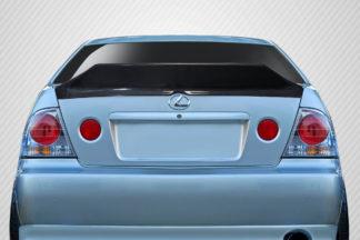 2001-2005 Lexus IS Series IS300 Carbon Creations Blade Rear Wing Spoiler - 1 Piece