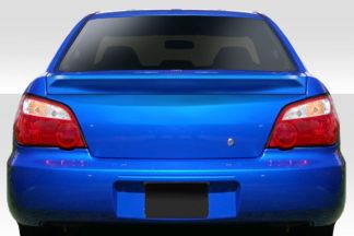 2002-2007 Subaru Impreza / WRX STI 4DR Duraflex M 1 Rear Wing Spoiler - 1 Piece