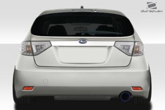 2008-2011 Subaru Impreza 5DR 2008-2014 WRX STI 5DR Duraflex R Spec Mid Wing - 1 Piece