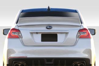2015-2020 Subaru WRX Duraflex Duckbill Rear Wing Spoiler - 1 Piece