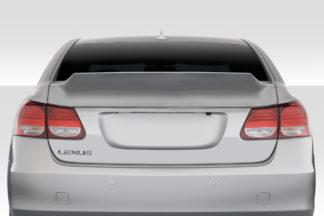 2006-2011 Lexus GS Series GS300 GS350 GS430 GS450 GS460 Duraflex D-Spec Wing Spoiler - 1 Piece