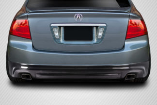 2004-2008 Acura TL Carbon Creations Aspec Look Rear Lip - 1 Piece