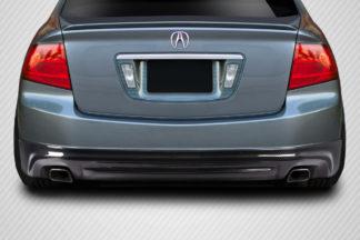 2004-2008 Acura TL Carbon Creations Aspec Look Rear Lip - 1 Piece