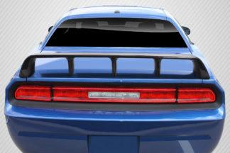 2008-2020 Dodge Challenger Carbon Creations CVX Wing Spoiler - 1 Piece