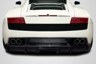 2009-2013 Lamborghini Gallardo Carbon Creations LP560 LP570 Look Rear Diffuser - 1 Piece