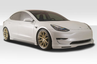 2018-2020 Tesla Model 3 Duraflex GT Concept Body Kit - 5 Piece