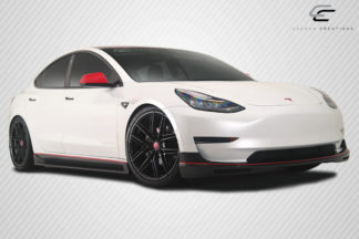 2018-2020 Tesla Model 3 Carbon Creations GT Concept Body Kit - 4 Piece