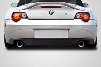 2003-2008 BMW Z4 Carbon Creations Aero Look Rear Diffuser - 1 Piece