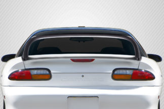 1993-2002 Chevrolet Camaro Carbon Creations Super High Wing Spoiler - 1 Piece