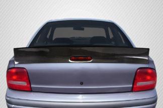 1995-1999 Dodge Neon Carbon Creations RBS Wing Spoiler - 1 Piece