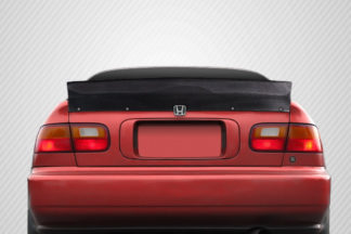 1992-1995 Honda Civic 2DR Carbon Creations RBS Spoiler Wing - 1 Piece