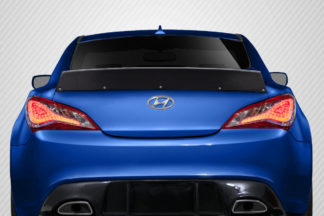 2010-2016 Hyundai Genesis Coupe Carbon Creations RBS Wing - 1 Piece