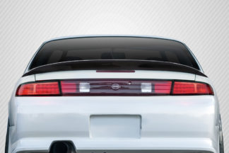 1995-1998 Nissan 240SX S14 Carbon Creations Supercool Wing Trunk Lid Spoiler - 1 Piece