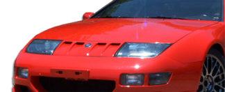1990-1996 Nissan 300ZX Z32 Duraflex Type X Grille - 1 Piece