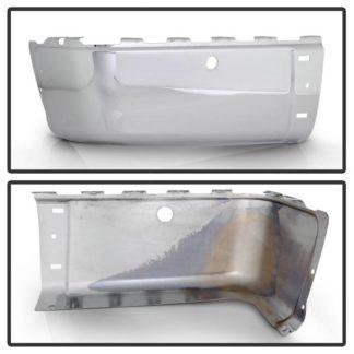 Rear Bumper Cap - Left | Chevy Silverado 1500 2500 07-13 | GMC Sierra 07-13