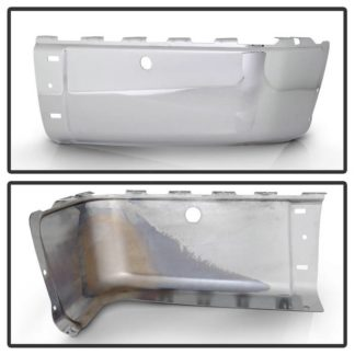 Rear Bumper Cap - Right | Chevy Silverado 1500 2500 07-13 | GMC Sierra 07-13
