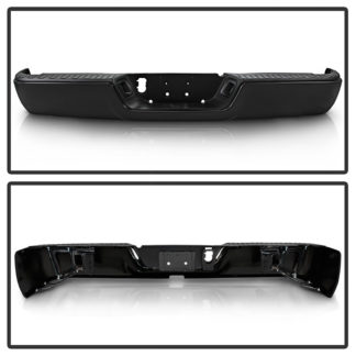 OEM Style Steel Rear Bumper | Dodge Ram 1500 09-18