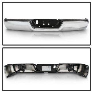 OEM Style Steel Rear Bumper | Dodge Ram 1500 09-18