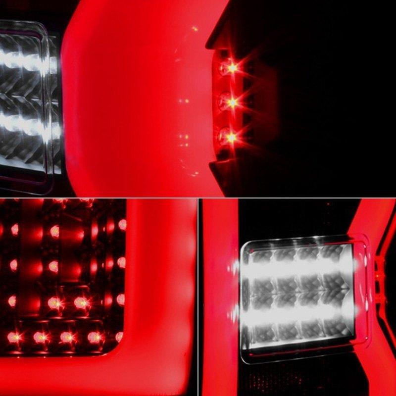 Chevrolet Silverado Tail Lights