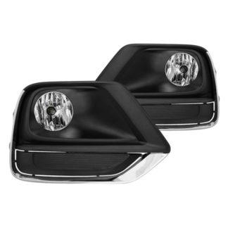 Chevrolet Trax 2017-2019 OEM Fog Lights W/Switch - Clear