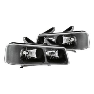 Chevy Express projector LED headlights