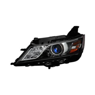 Chevy Impala projector LED headlights