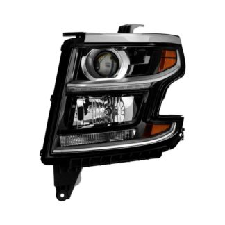 Chevy Suburban projector LED headlights