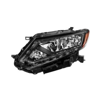 Nissan Rogue projector LED headlights