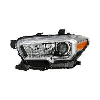 Toyota Tacoma projector LED headlights
