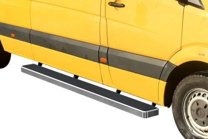 iStep 6 Inch Van Running Board; 2007-2009 Freightliner Sprinter   (1 Pair)