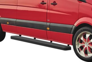 iStep 6 Inch Van Running Board; 2010-2018 Mercedes Sprinter   (1 Pair)