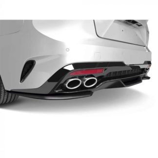 Air Design Rear Valance Diffuser Only Fits 3.3L Gt Models