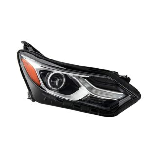 Chevy Equinox projector LED headlights