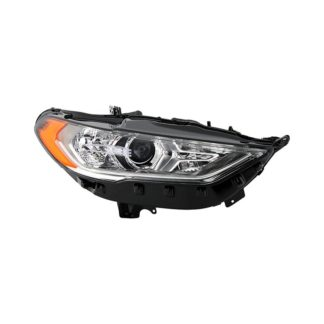 Ford Fusion projector LED headlights