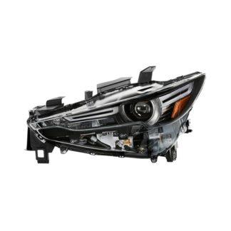 Mazda CX-5 projector LED headlights