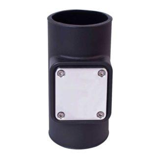 AIRAID AIR-9619 Universal Tube w/Maf Plate