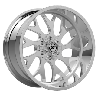XF Forged Off-Road Wheel | Model XF-301 Chrome