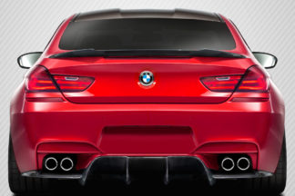 2011-2019 BMW 6 Series M6 F06 F12 F13 Carbon AF-1 Rear Wing Spoiler ( CFP ) - 1 Piece