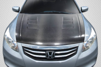 2008-2012 Honda Accord 4DR Carbon Creations TS-1 Hood - 1 Piece