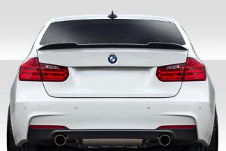 2012-2018 BMW 3 Series F30 Duraflex CS Look Rear Wing Spoiler - 1 Piece