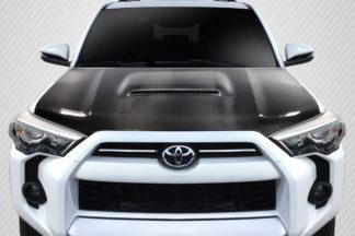 2010-2020 Toyota 4Runner Carbon Creations TD3000 Hood - 1 Piece