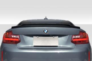 2014-2020 BMW 2 Series F22 F87 Duraflex High Kick Rear Wing Spoiler - 1 Piece