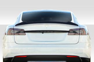 2012-2020 Tesla Model S Duraflex Space Rear Wing Spoiler - 1 Piece