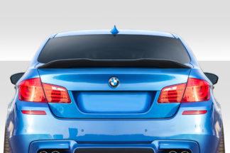 2011-2016 BMW 5 Series F10 Duraflex Hick Kick Rear Wing Spoiler - 1 Piece