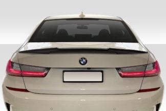 2019-2020 BMW 3 Series G20 Duraflex High Kick Rear Wing Spoiler - 1 Piece