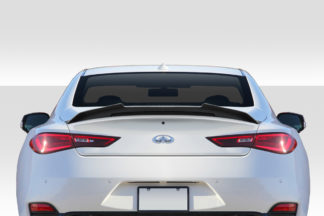 2017-2020 Infiniti Q60 Duraflex High Kick Rear Wing Spoiler - 1 Piece