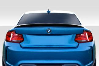 2014-2020 BMW 2 Series / 2016-2020 BMW M2 F22 F23 F87 Duraflex M Tech Rear Wing Spoiler - 1 Piece